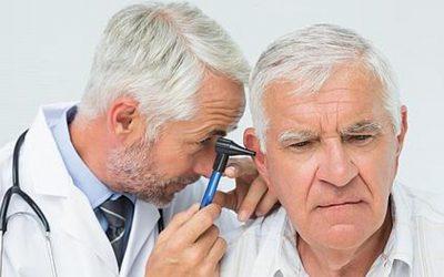 El tinnitus y la pérdida de audición estrechamente relacionados